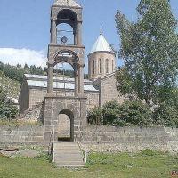 Ц.Св.Георгия, Цхакая