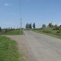 Road to Gvishtibi, Цхалтубо