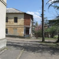 Buildings, Цхалтубо