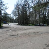 The road, Цхалтубо