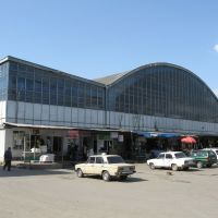 The market, Цхалтубо