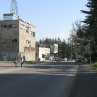 The street, Цхалтубо