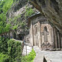 Mgvimevi Monastery, Чиатура