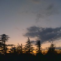SANSET IN CHOKHATAURI, Чохатаури