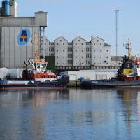 Hafen Århus, Орхус
