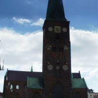 Århus Cathedral, Орхус