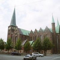 Dom in Aarhus, Орхус