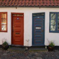 Døre og vinduer, Орхус