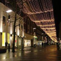 Aarhus during Christmas, Орхус