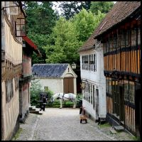 Den Gamle By - The Old Town, Aarhus, Орхус