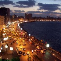 Alexandria Coast, Александрия