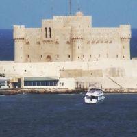 Qaitbai Castel, East port - Alexandria, Александрия