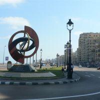 كورنيش البحر, Александрия