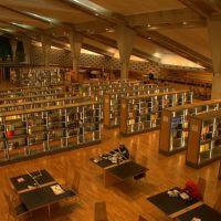 İskenderiye Kütüphanesi, Bibliotheca Alexandrina, The Modern Library in Alexandria