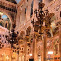 Greek Orthodox Patriarchate  Inside 1847, Александрия
