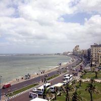 Alexandria - The Corniche, Александрия