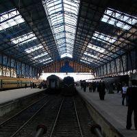 Aleksandria #02 Dworzec kolejowy Misr, Александрия