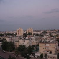 view from histadrut, Ашкелон
