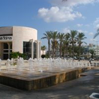Theatron in Ashkelon, Ашкелон