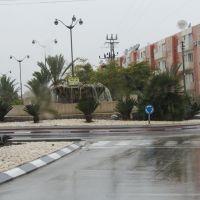 Dimona, squares, Israel, Димона