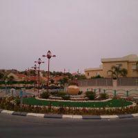 Barlev - Gadid square, Dimona, Димона