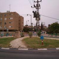 Barlev - HaMaapil square, Dimona, Димона