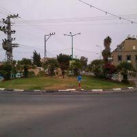 Ben Gurion - Merkhavim square, Dimona, Димона