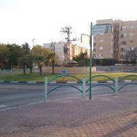 Golda Meir - Struma square, Dimona, Димона