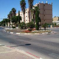 Ben Gurion - David HaMelekh square, Dimona, Димона
