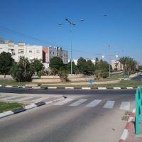 Alenkave - AlHarizi square, Dimona, Димона