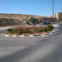 Kovshei Eilat square (1), Dimona, Димона
