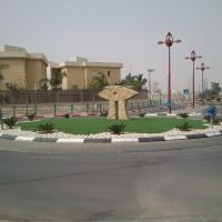 Dugit - Gadid square, Dimona (updated), Димона