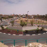 Barlev - Netzarim square, Dimona, Димона