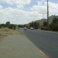 Sderot Golda Meir street, Димона