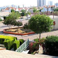 View from the roof of Haluza 12 street, Qiryat Gat, Israel, Кирьят-Гат