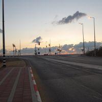 QiryatGat exit -, Кирьят-Гат