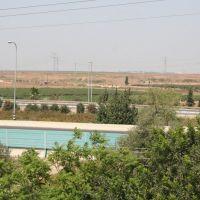 View from Glikson hood Qiryat Gat, Кирьят-Гат