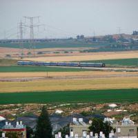 רכבת אקספרס מקרית גת לתל אביב, Кирьят-Гат