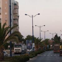 Sderot David Ben Gurion, Кирьят-Малахи