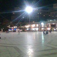 Arim Mall at night, Кфар Саба