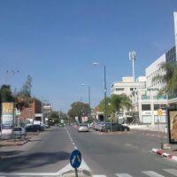 HaTaas Street, Кфар Саба