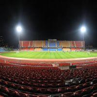 Panorama  Ramat Gan Stadium, Бнэй-Брак
