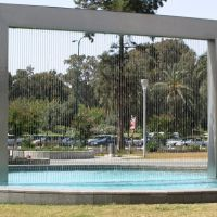 פסל המים רמת גן, Бнэй-Брак