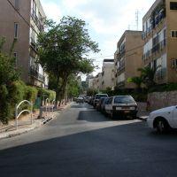 Hanahal street in Ramat-Gan Israel, Бнэй-Брак