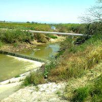 Sorek River near Kidron, Гэдера