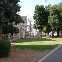 Grassy Park in Lod, Israel, Лод