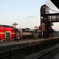 Netanya train station, Натания