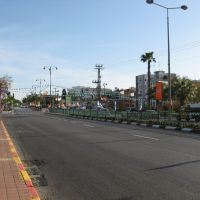 Nes-Ziona, Weizman street, Нэс-Циона