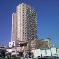 Tower in center petah tikva, Пэтах-Тиква