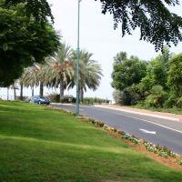Raanana. Entrance to 2005 area, Раанана